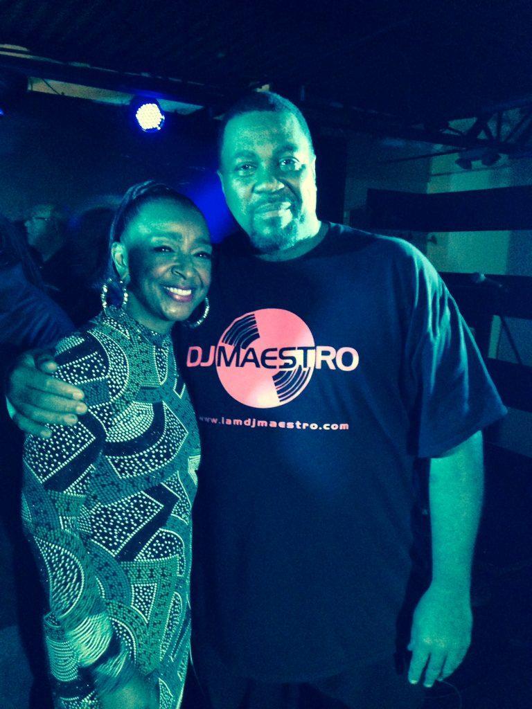 Lynn Marie & DJ Maestro